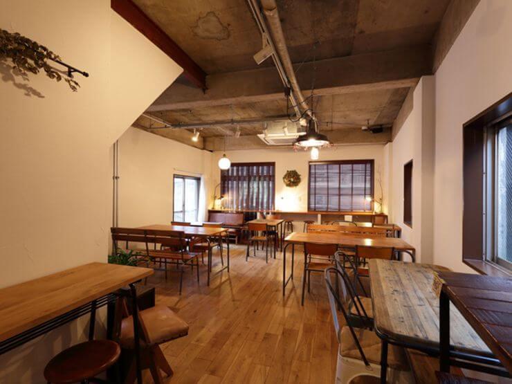 埼玉県内のおしゃれで寛げるカフェ  ヒトサラ
